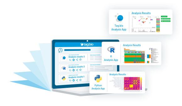 Tag.bio enterprise features - Retain institutional knowledge